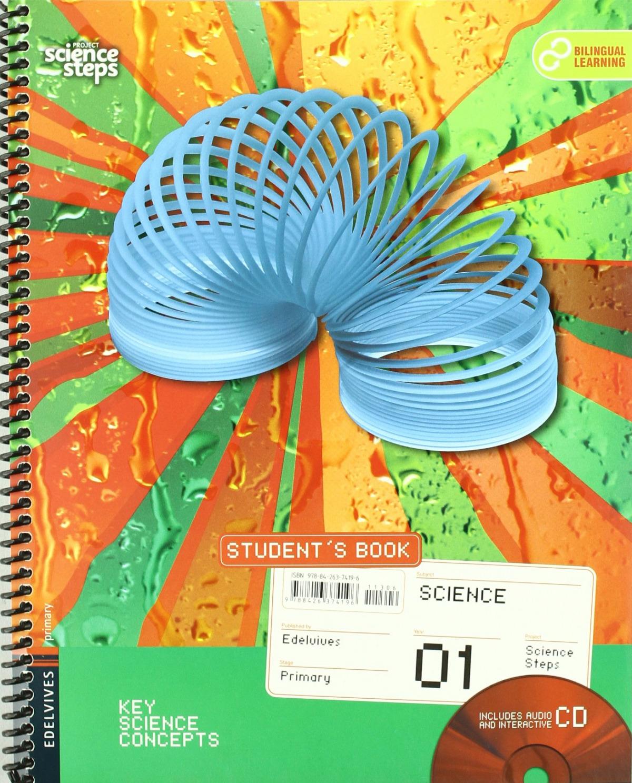 (10).SCIENCE STEPS 1O.PRIM.(MEDIO EN INGLES)