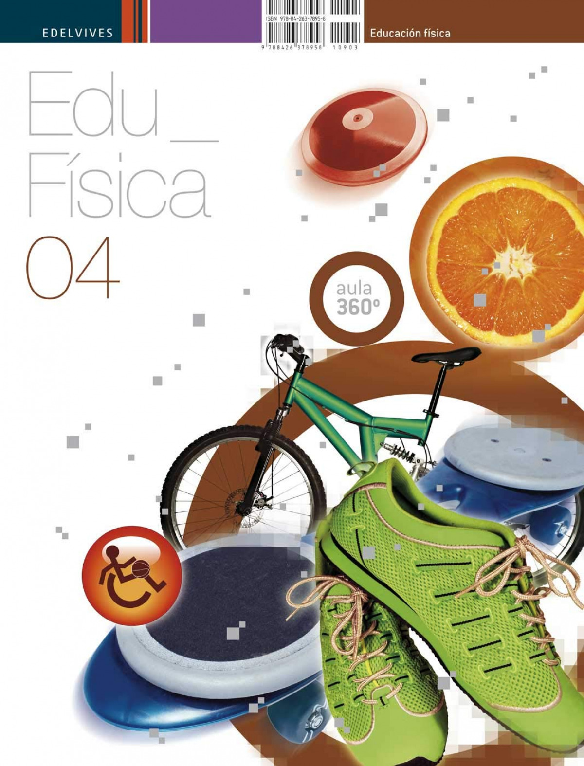 12).educacion Fisica 4º.eso (a... - ISBN 9788426378958 - Imosver