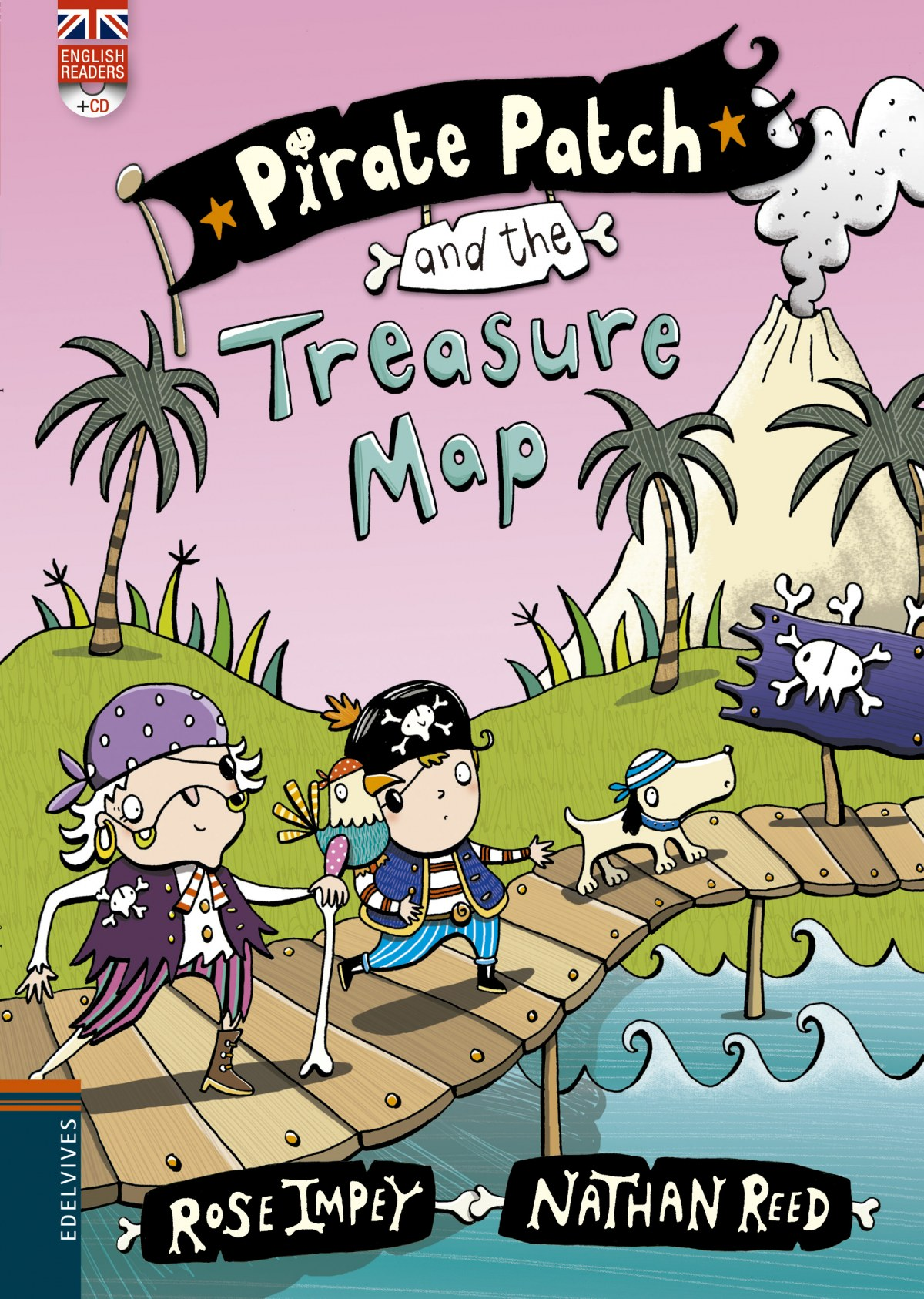 Pirate Patch and the treasure map 9788426398420