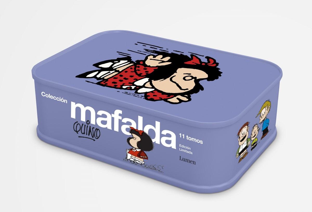 LAS TIRAS DE MAFALDA