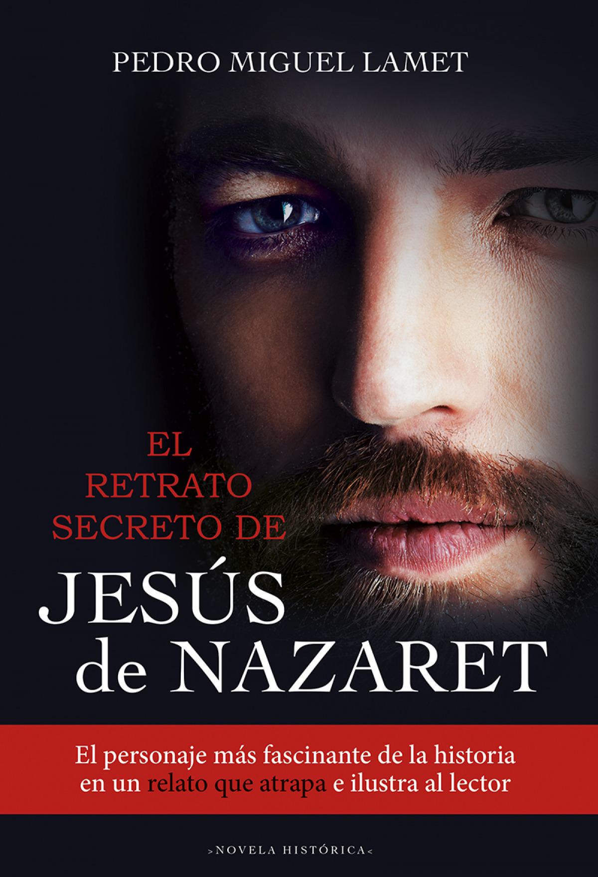 El retrato secreto de Jesús de Nazaret