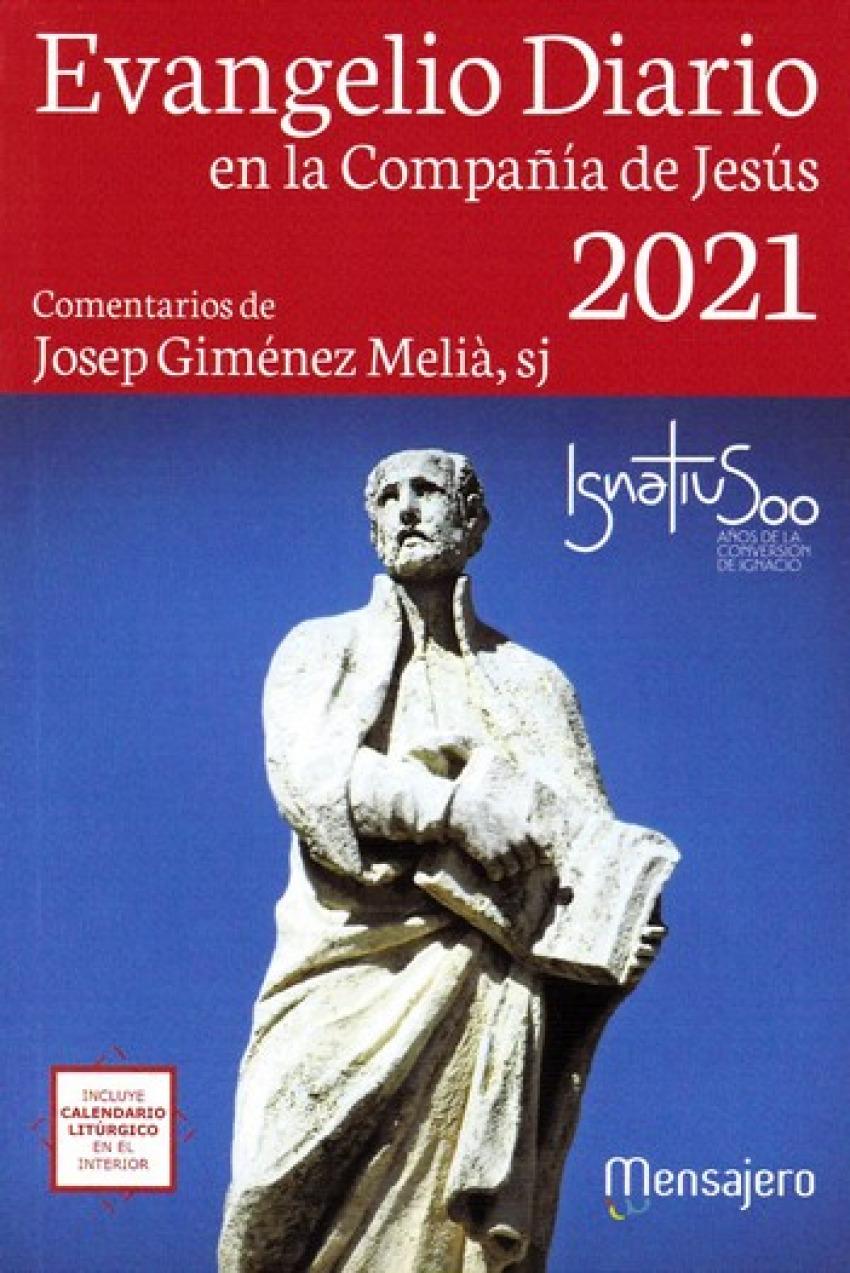 EVANGELIO DIARIO -2021 EN LA COMPAÑIA DE JESUS