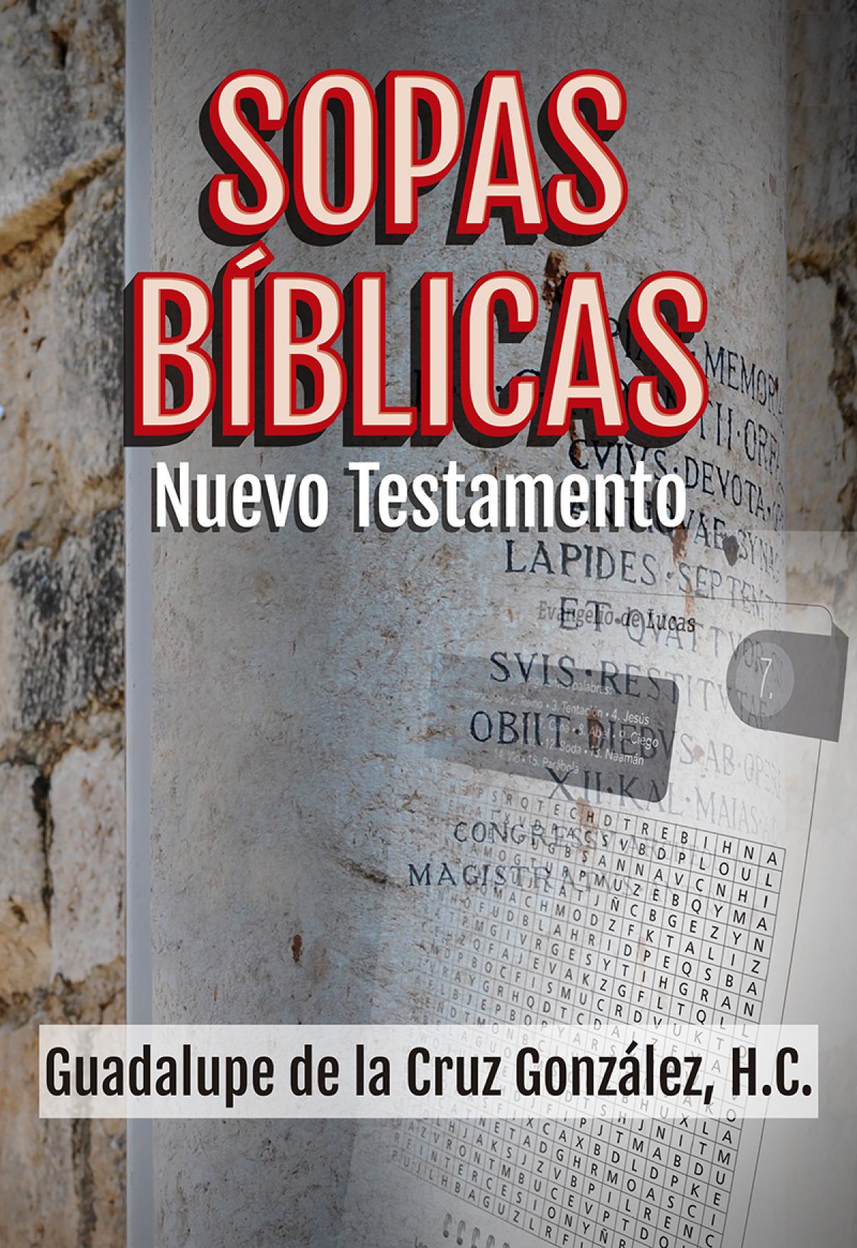 Sopas Bíblicas Nuevo Testamento