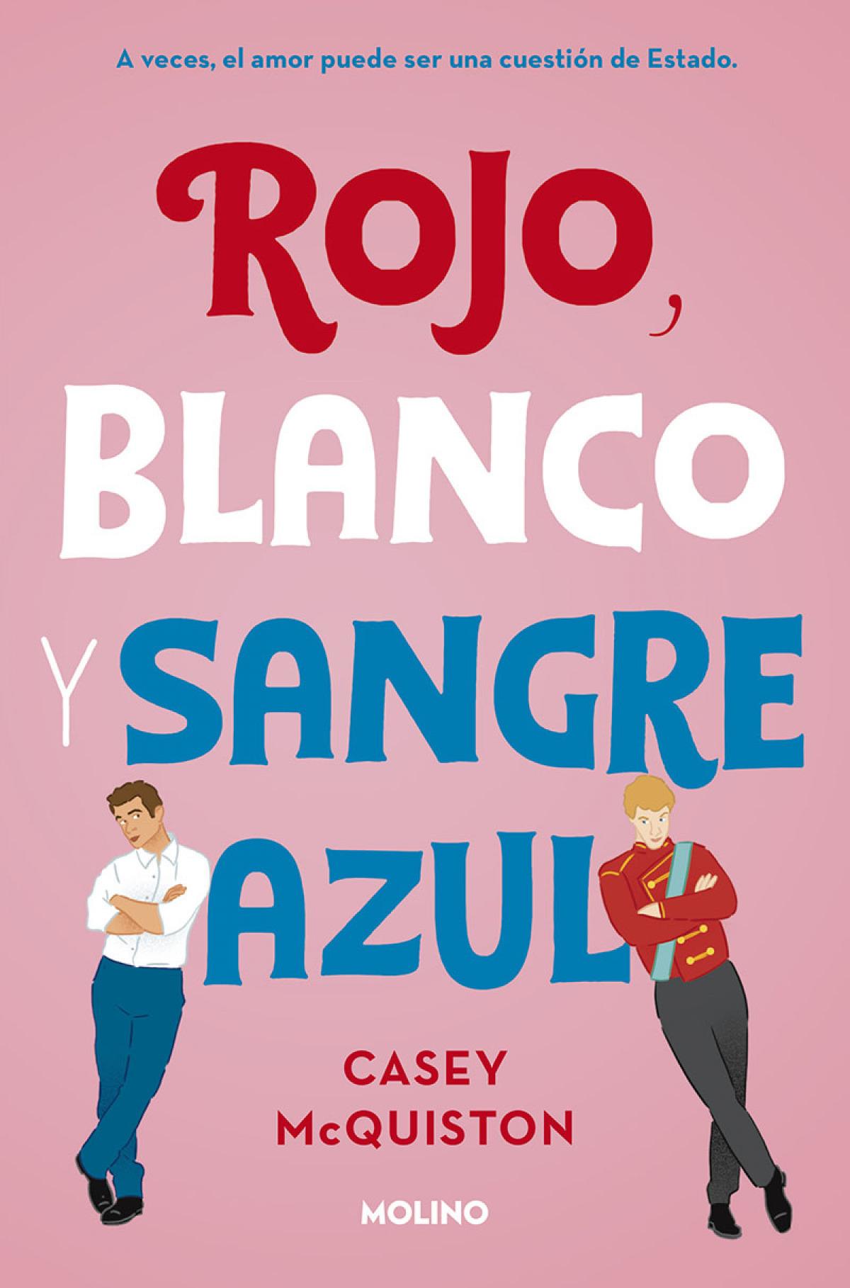 ROJO, BLANCO Y SANGRE AZUL. NUEVO. Envío URGENTE. ROMANTICA (IMOSVER) | eBay