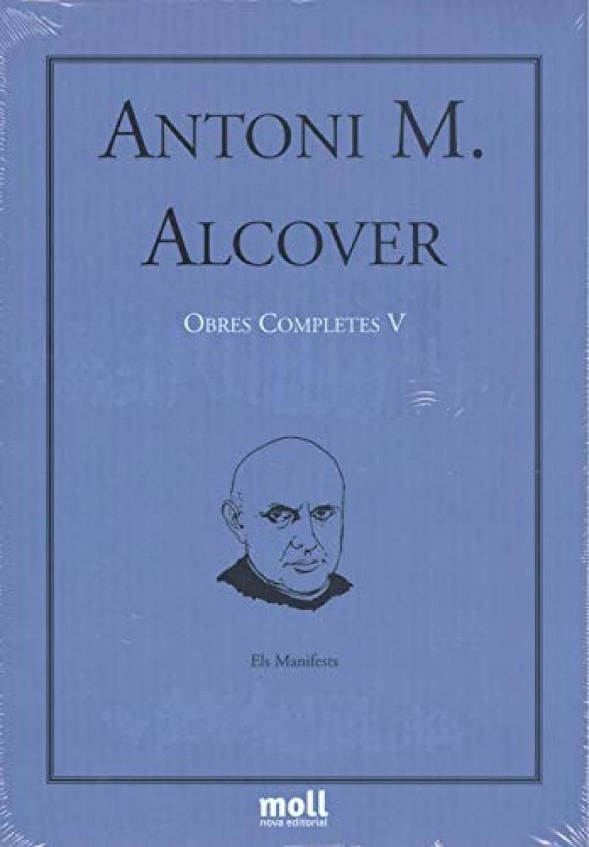 OBRES COMPLETES V-ANTONI M. ALCOVER