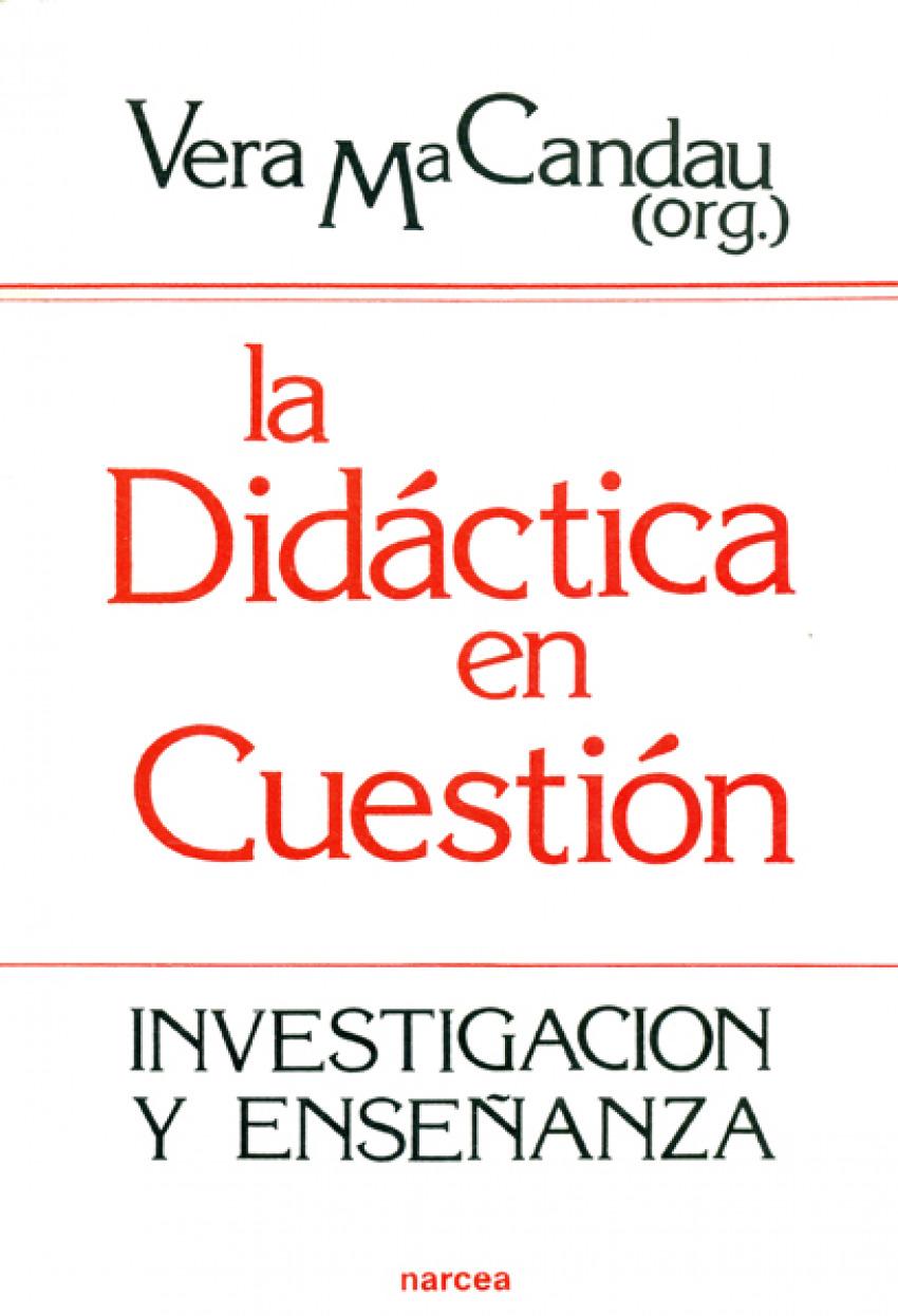 DIDACTICA EN CUESTION