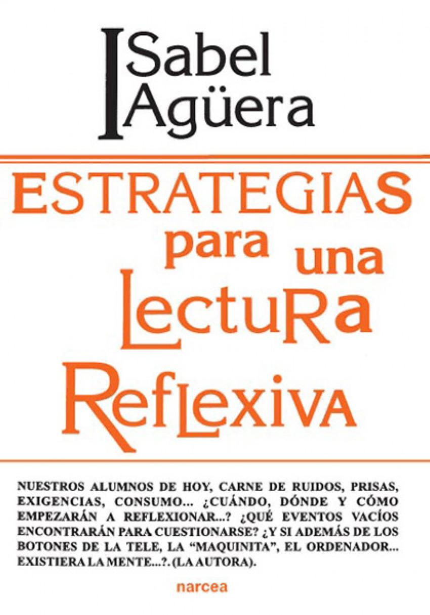 ESTRATEGIAS LECTURA REFLEXIVA