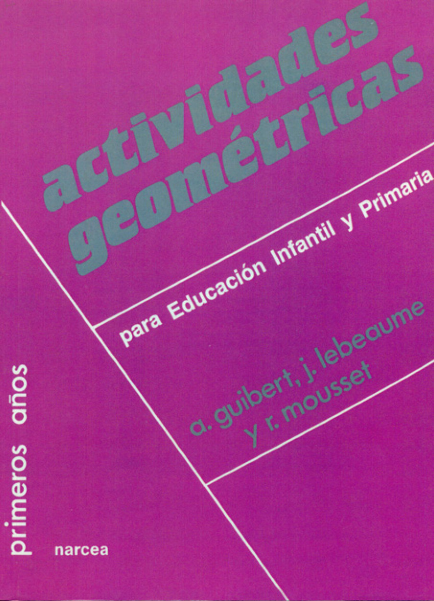 ACTIVIDADES GEOMETRICAS