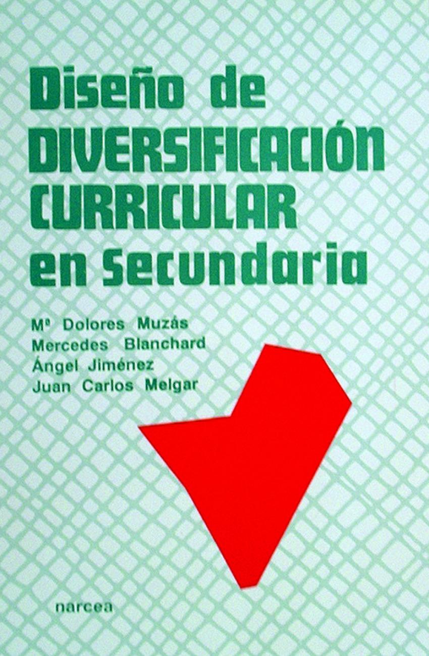 DISEÑO DIVERSIFICACION CURRICULAR