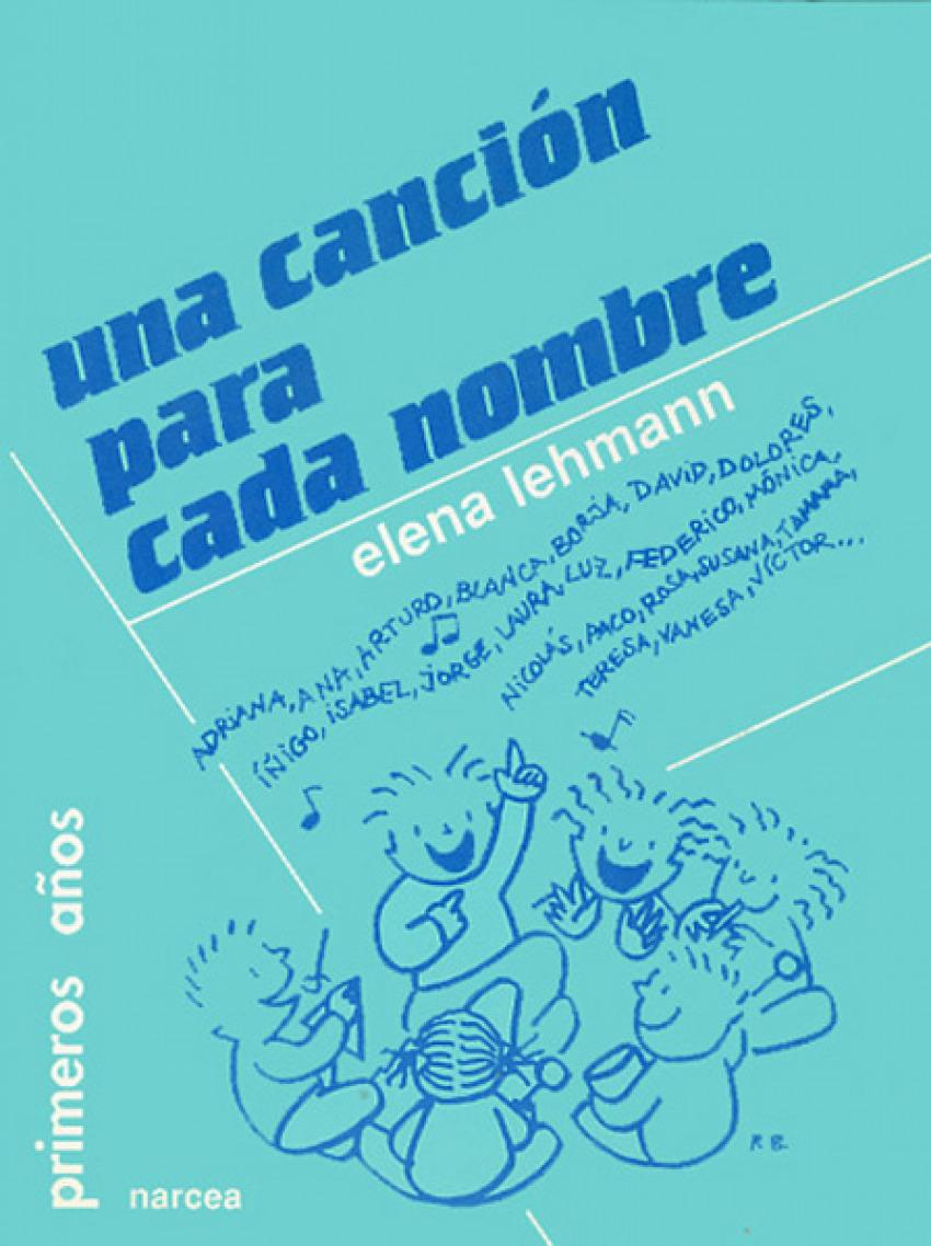 CANCION CADA NOMBRE+CASETE