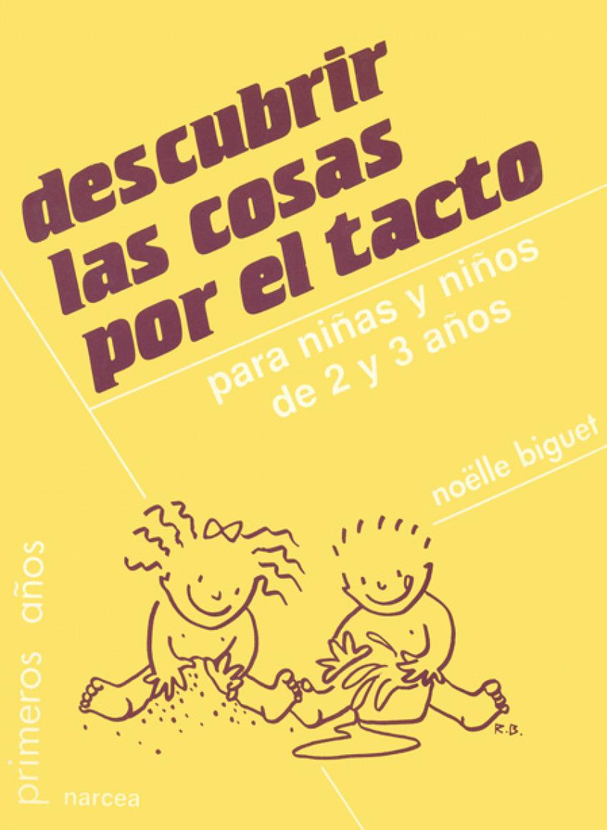 DESCUBRIR COSAS POR TACTO