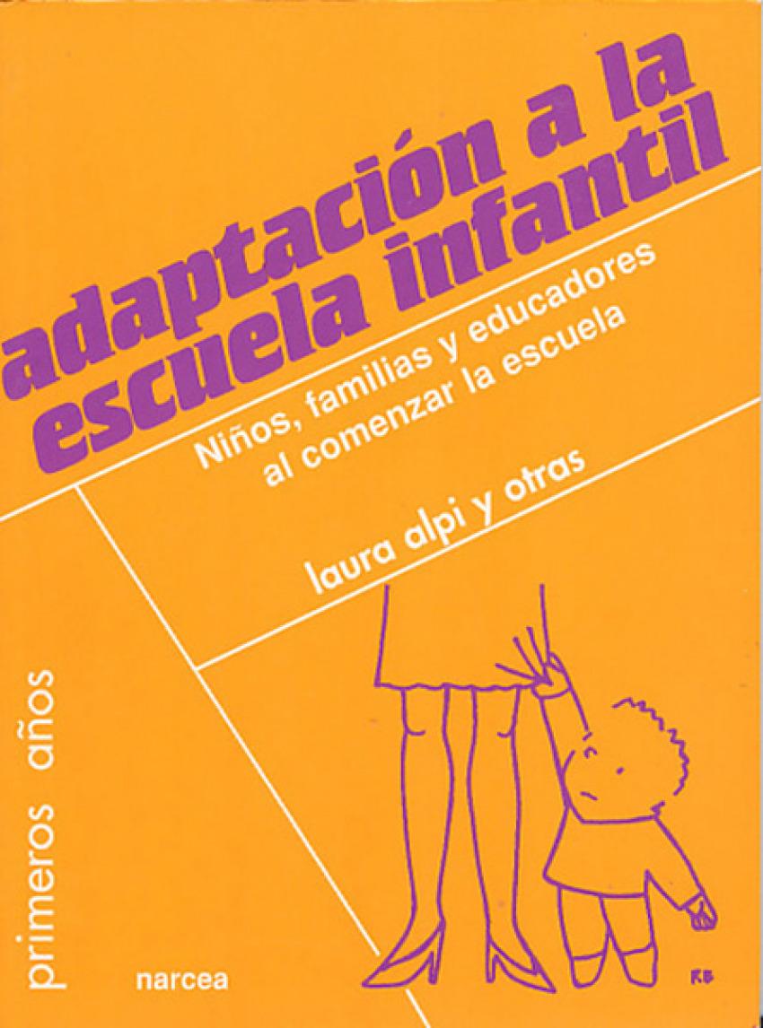 Adaptación escuela infantil