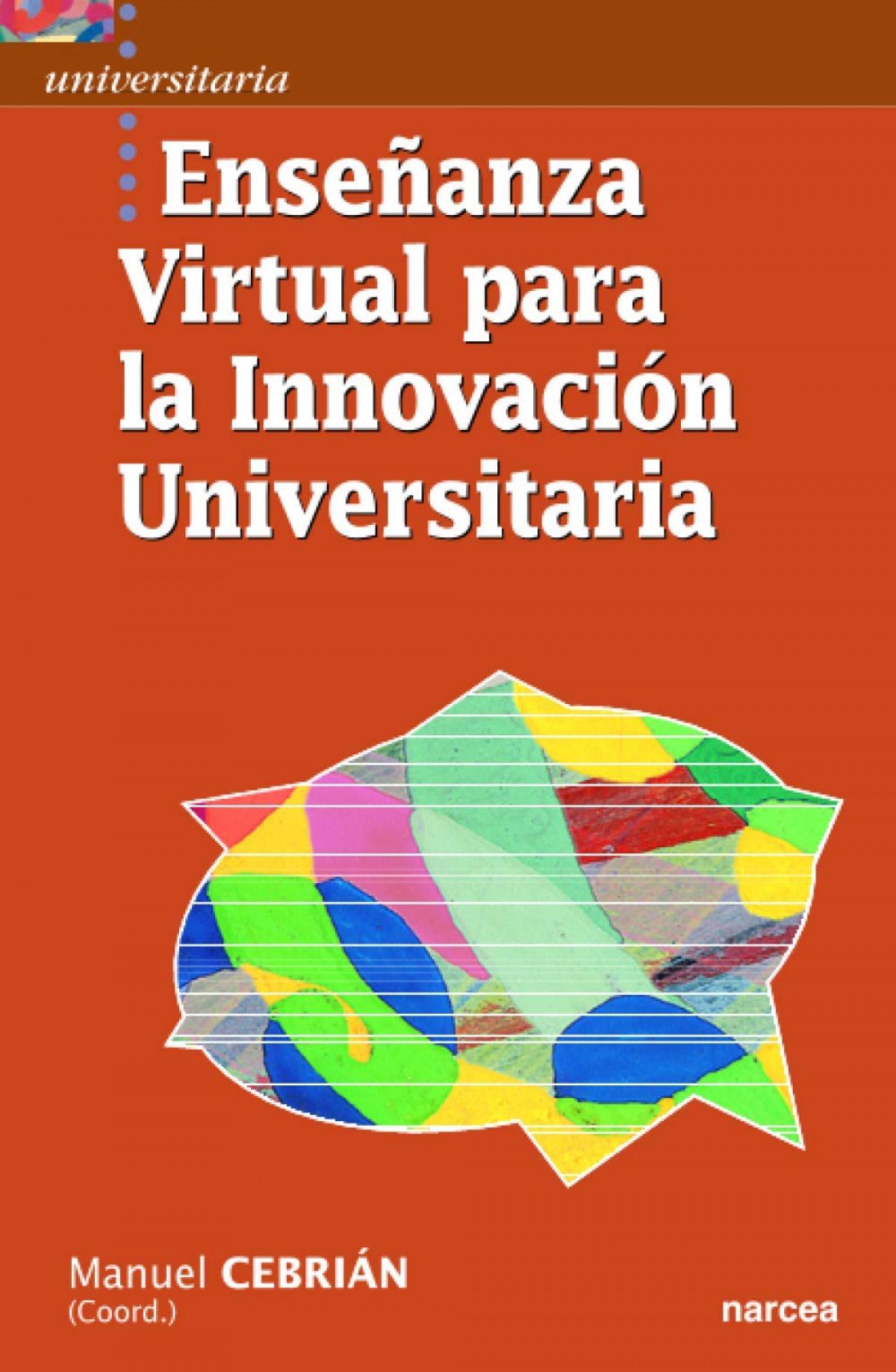 Enseñanza virtual para innovación unviersitaria
