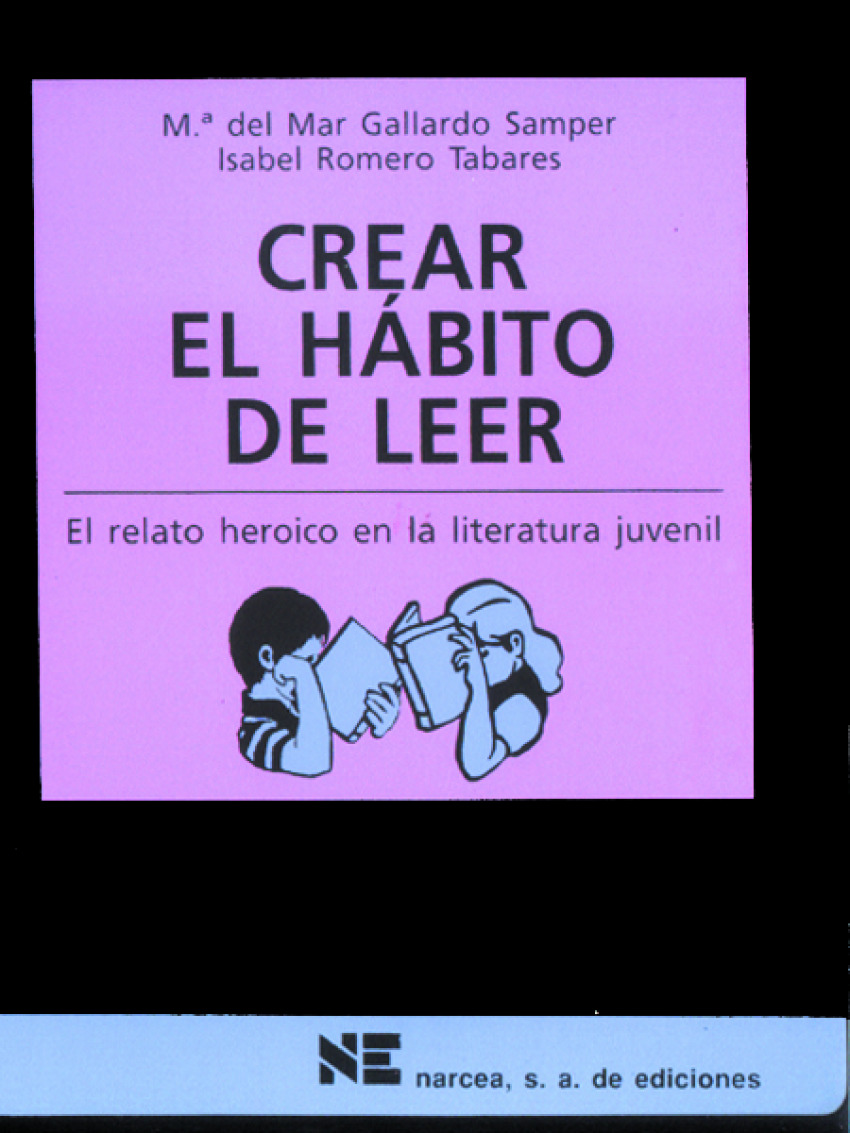 CREAR EL HABITO DE LEER