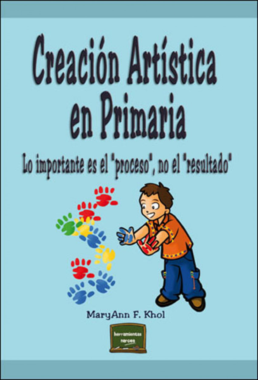 CREACION ARTISTICA EN PRIMARIA