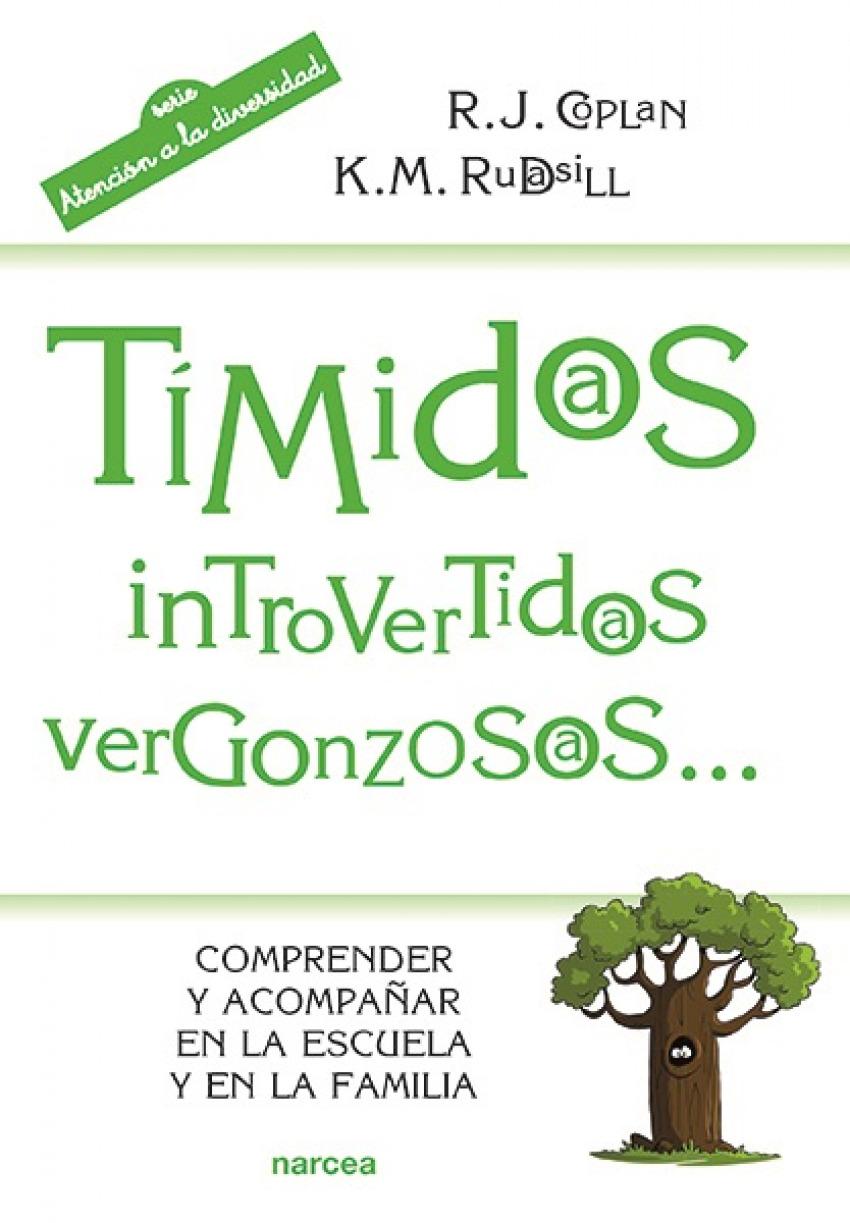 TIMIDOS, INTROVERTIDOS, VERGONZOSOS...