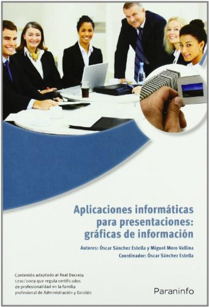 Aplic.informaticas presentaciones graficas informacion
