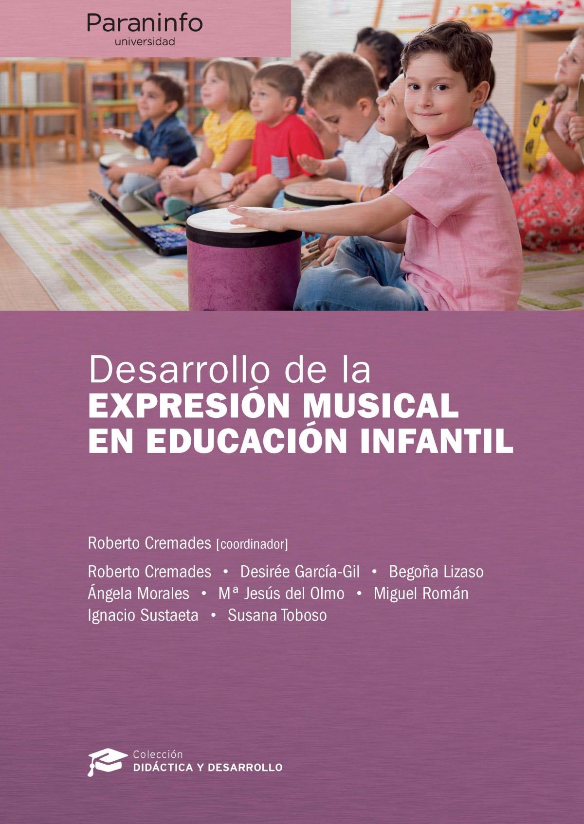 DESARROLLO DE LA EXPRESION MUSICAL EN EDUCACION INFANTIL