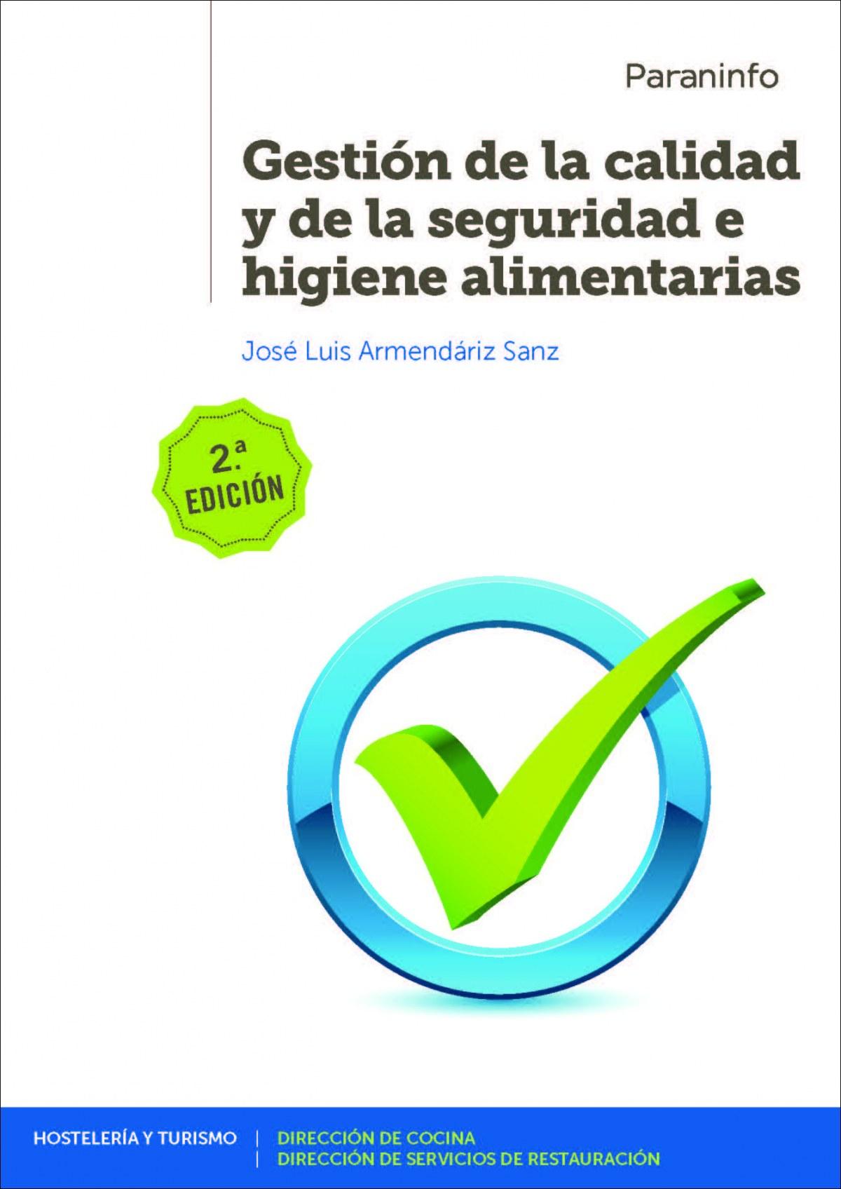 Gestión De La Calidad Y De La S Isbn 9788428340939