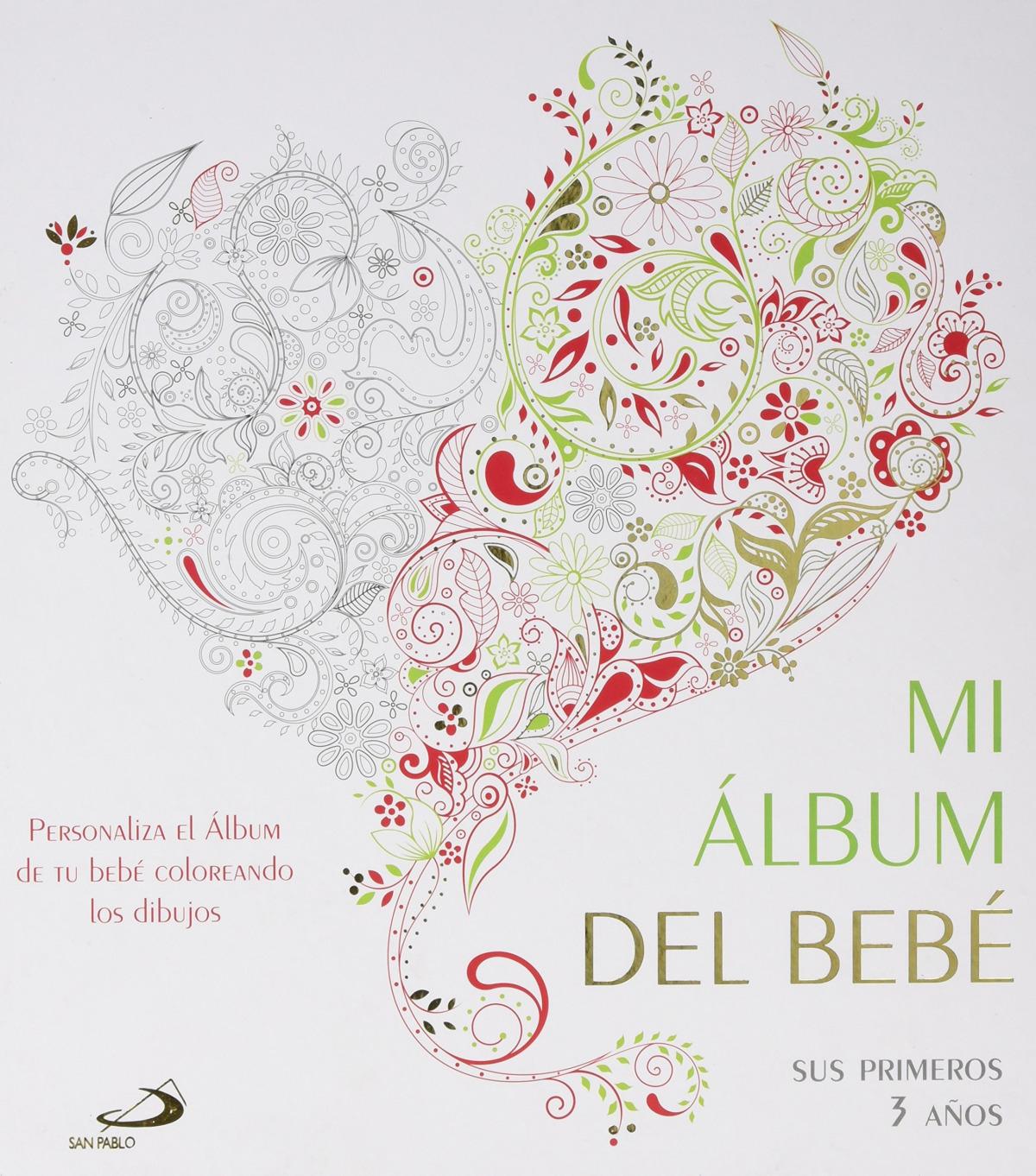 Mi álbum del bebé 9788428549394