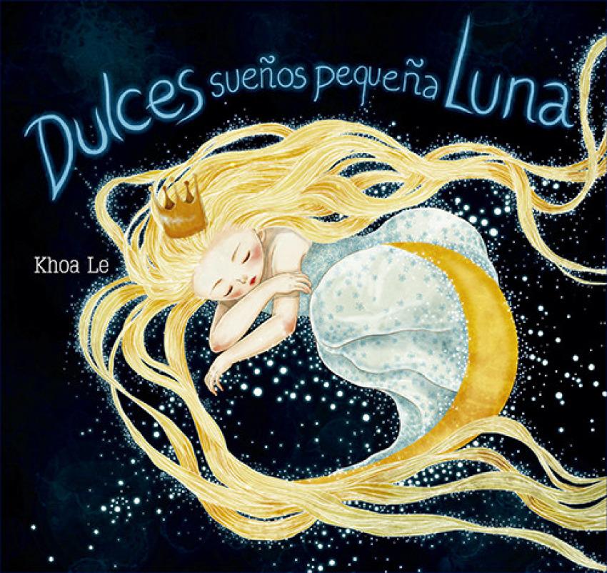 Dulces sueños pequeña luna