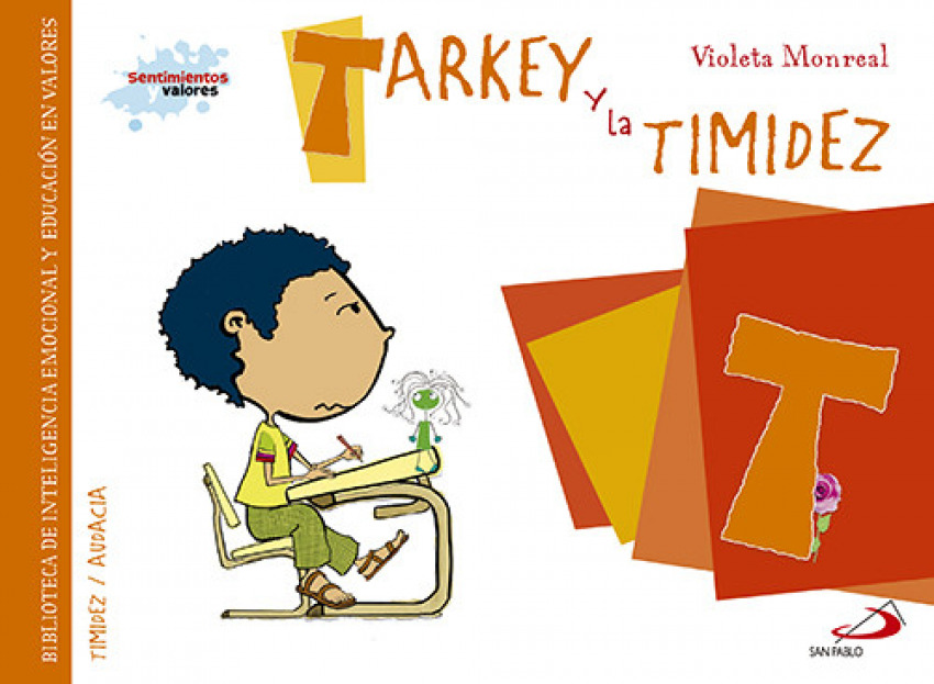 T/Tarkey y la timidez 9788428550031