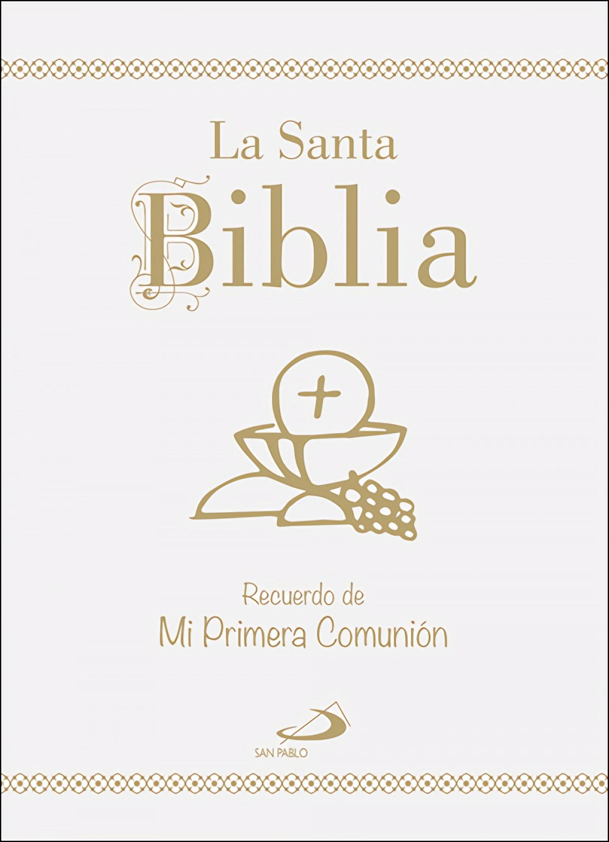 La santa biblia 9788428551687