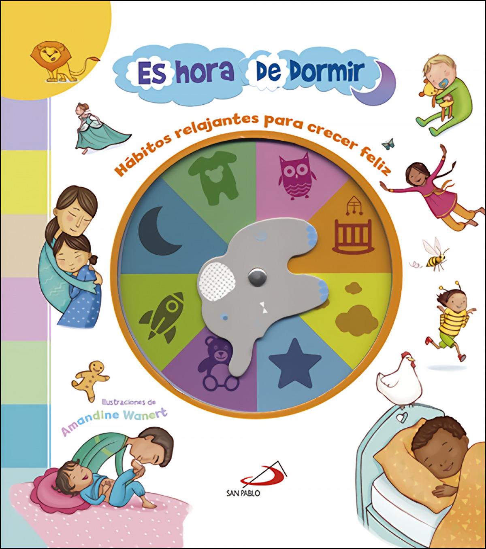 ES HORA DE DORMIR 9788428552592