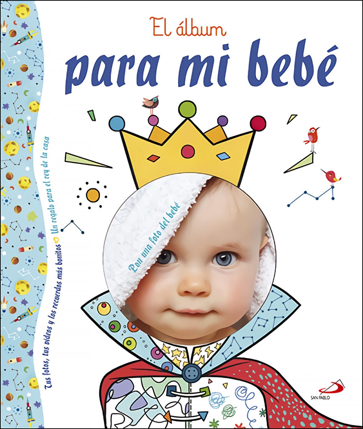 EL -LBUM PARA MI BEBÉ 9788428553346