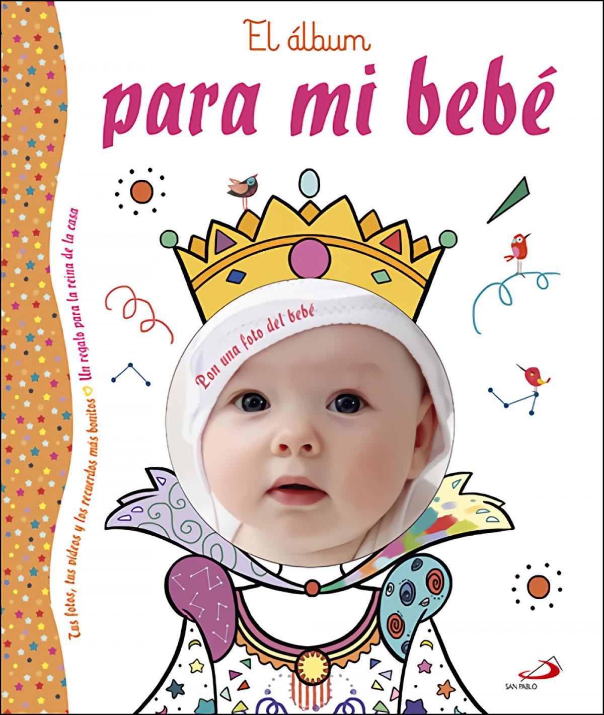 EL -LBUM PARA MI BEBÉ 9788428553353