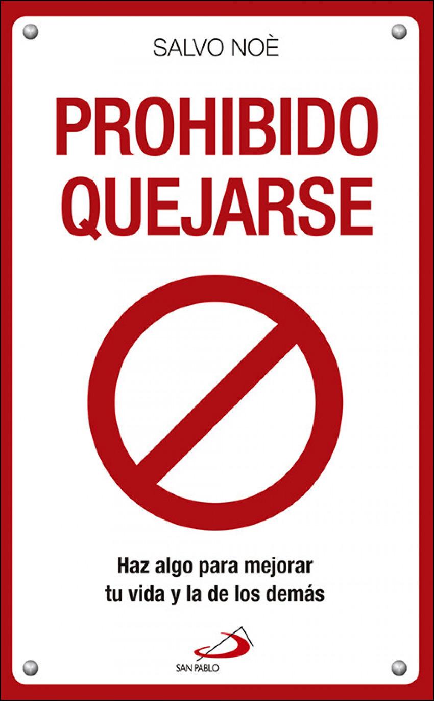 PROHIBIDO QUEJARSE 9788428554770