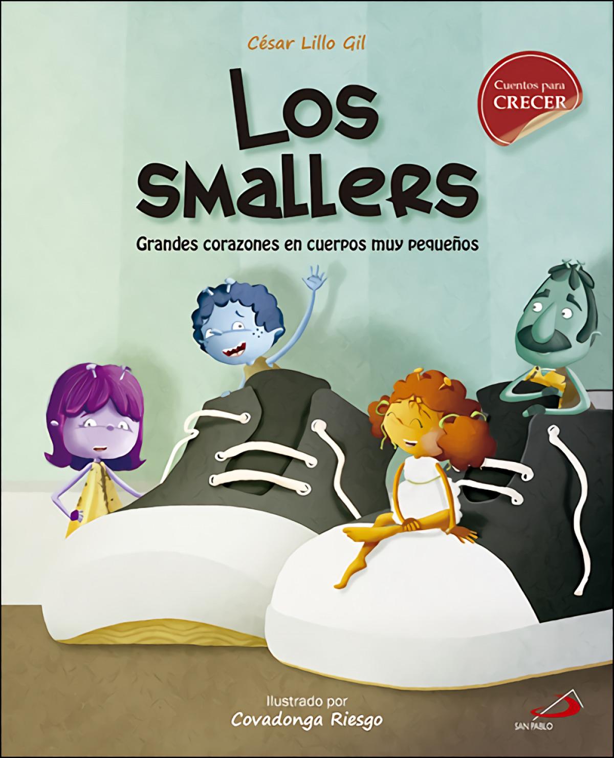 LOS SMALLERS 9788428554862