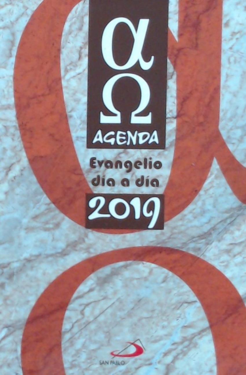 AGENDA EVANGELIO DÍA A DÍA 2019