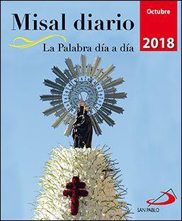 MISAL DIARIO OCTUBRE 2018