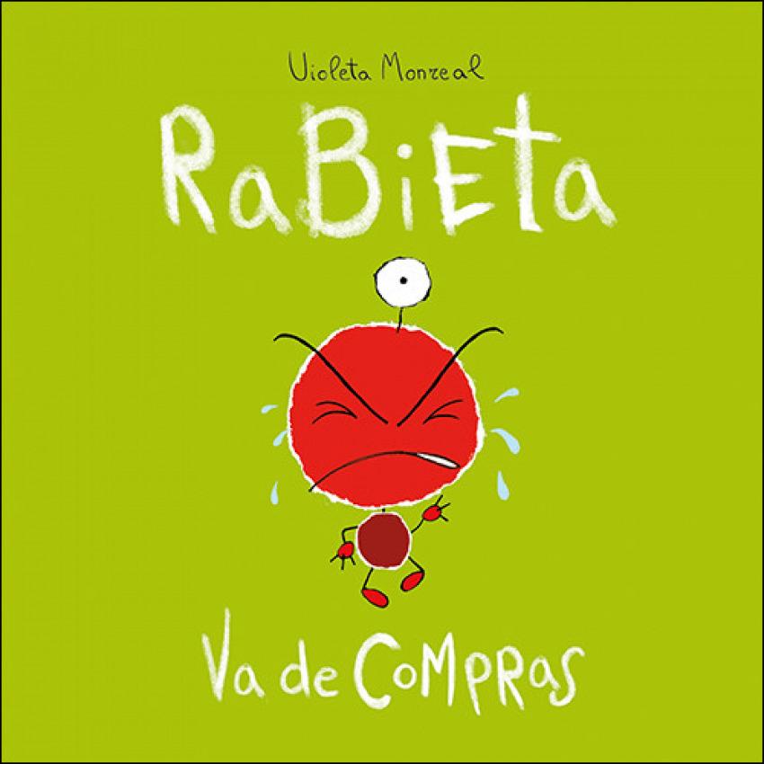 RABIETA VA DE COMPRAS 9788428556163