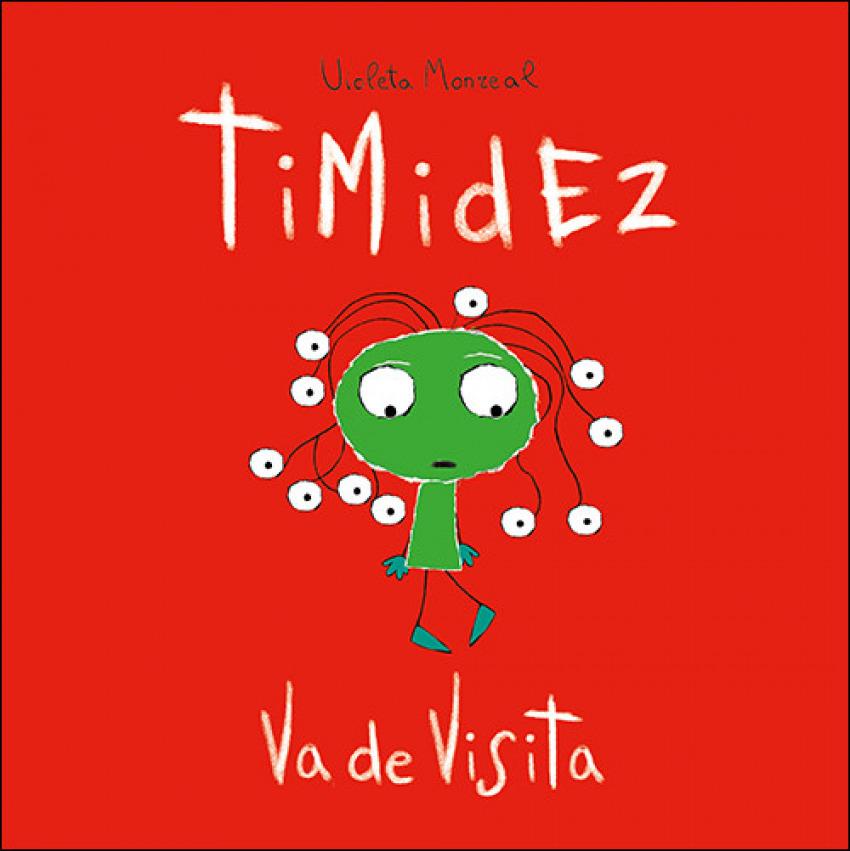 TIMIDEZ VA DE VISITA 9788428556170