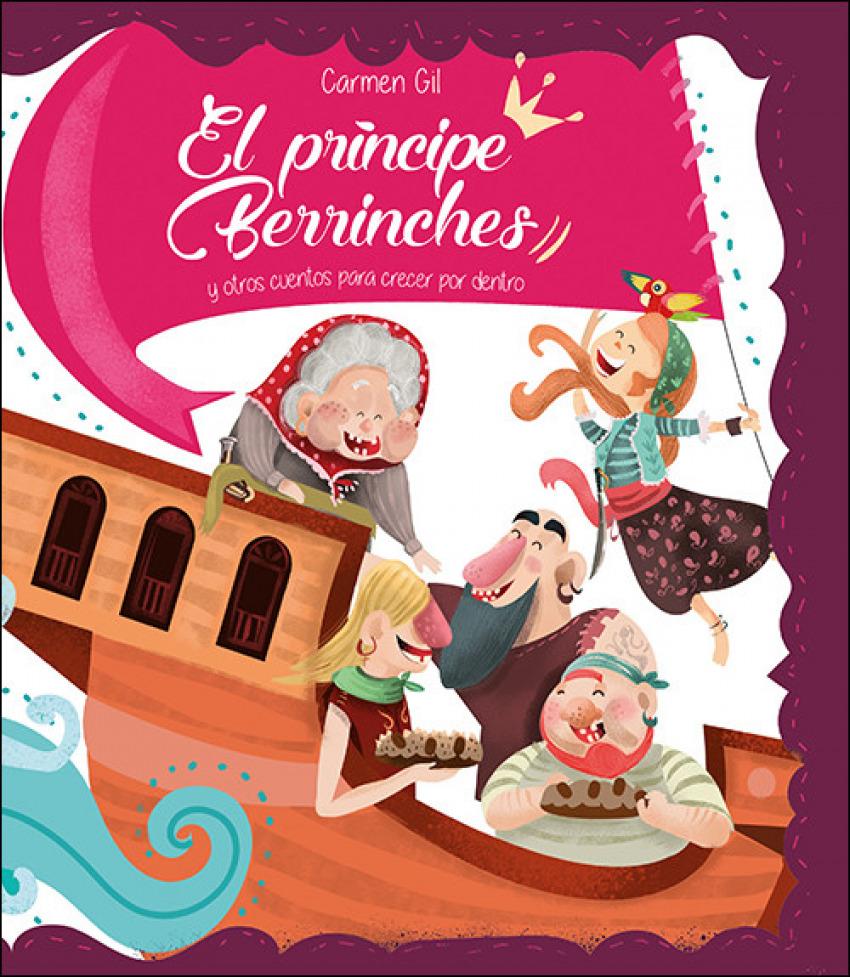 EL PRINCIPE BERRINCHES 9788428556613