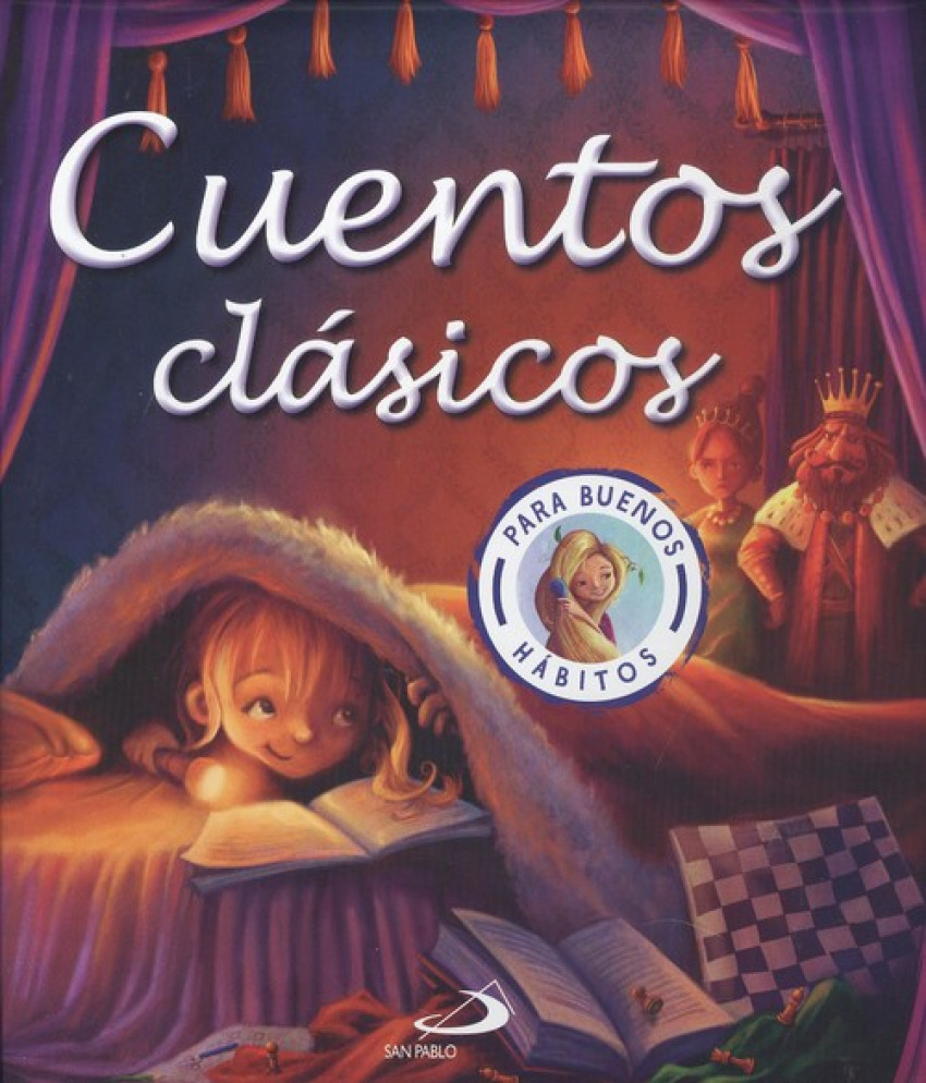 CUENTOS CLASICOS 9788428557184