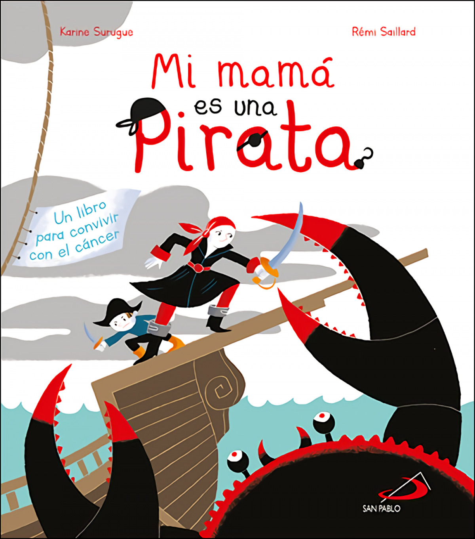 Mi mamá es una pirata