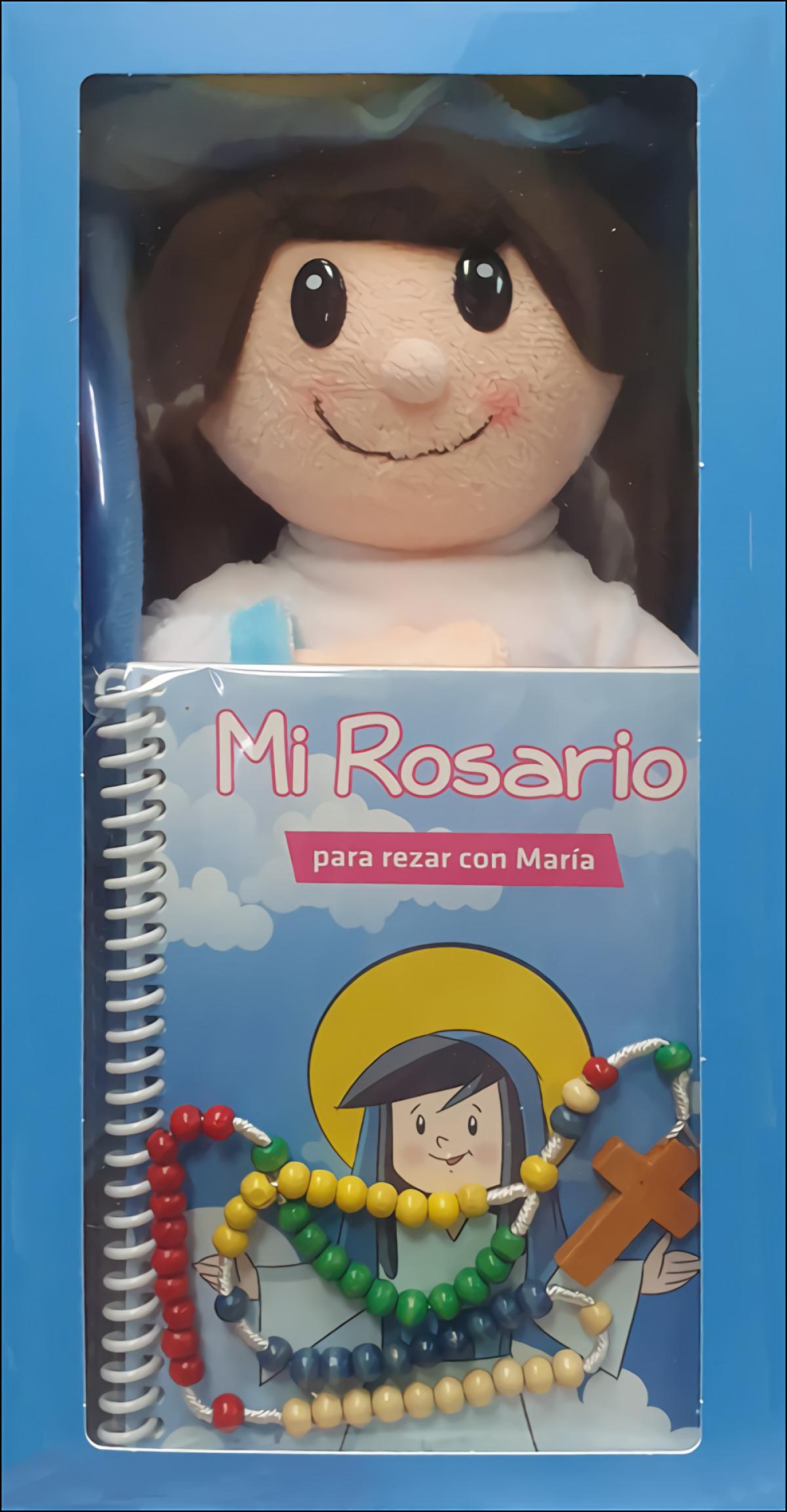 Mi Rosario para rezar con María