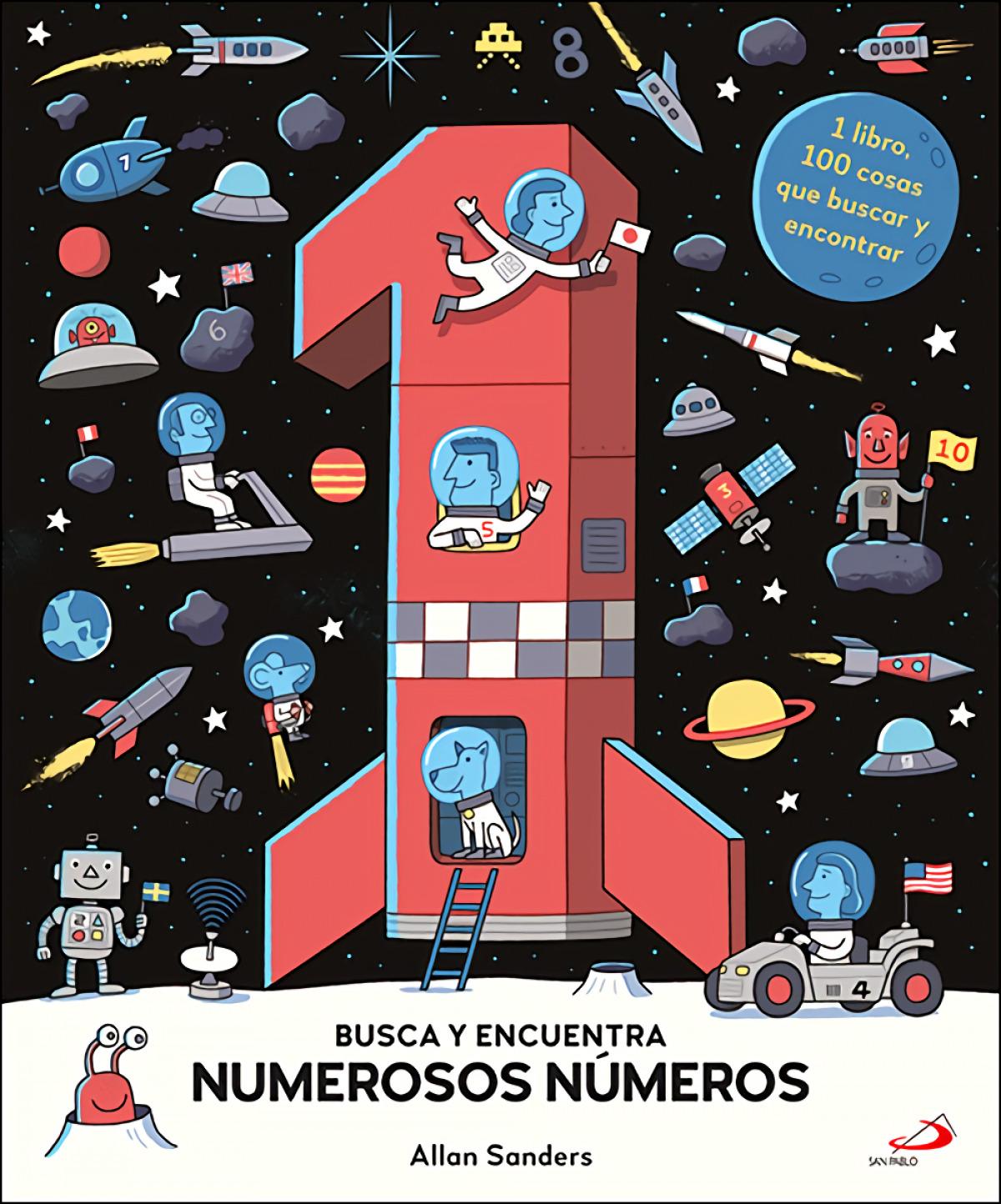 Busca y encuentra Numerosos números