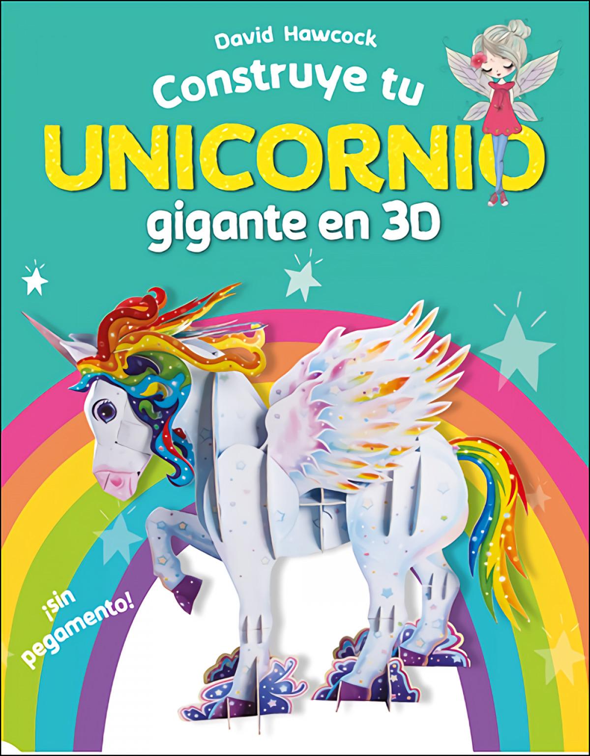 Construye tu unicornio gigante en 3D