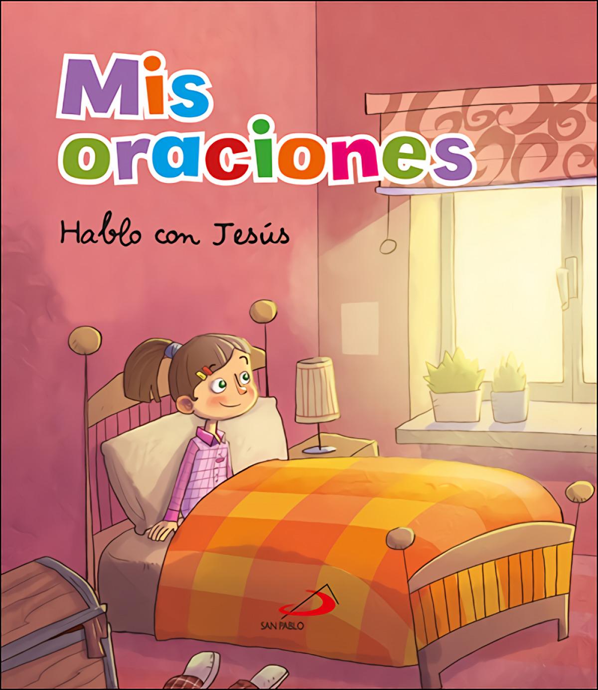 MIS ORACIONES HABLO CON JESUS