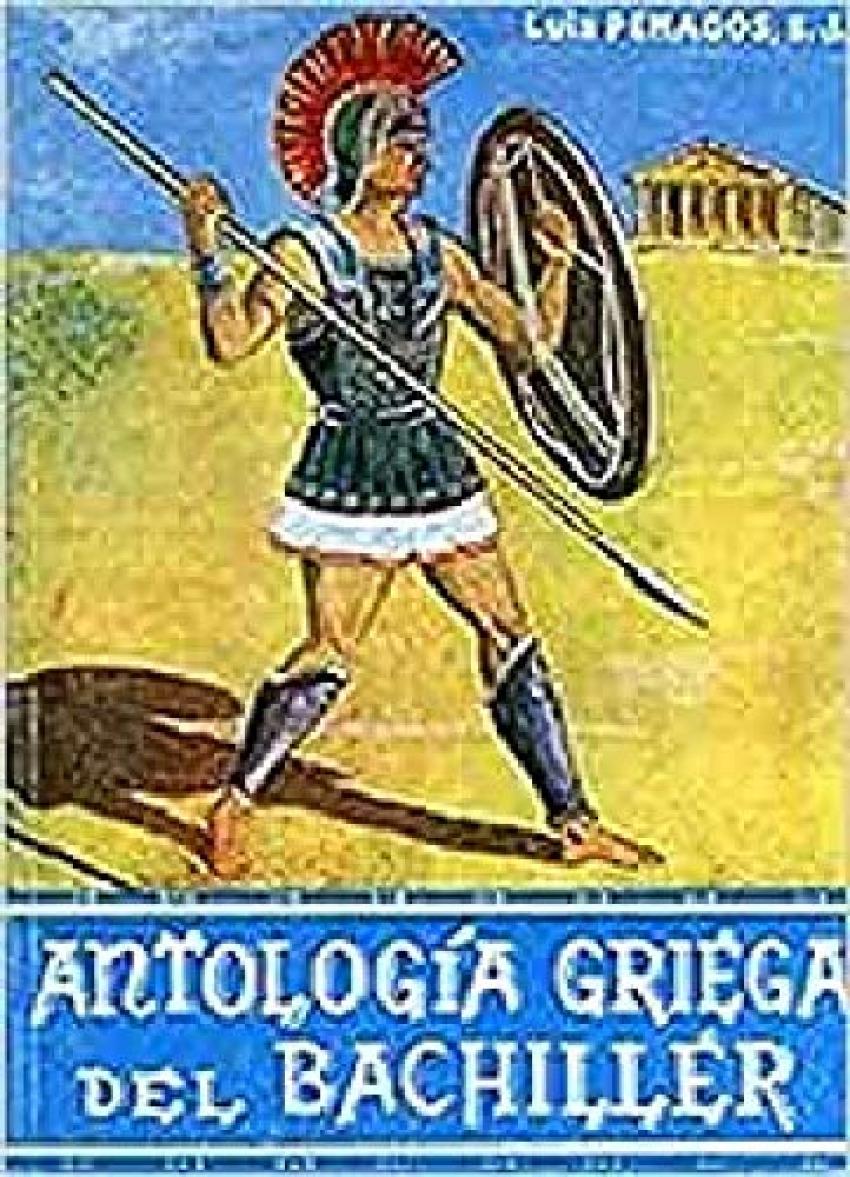 003 - Antología griega del bachiller