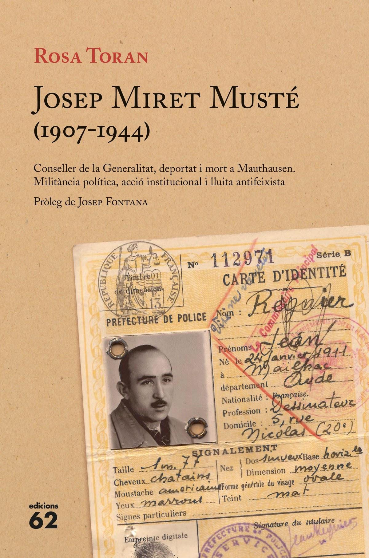 JOSEP MIRET MUSTE