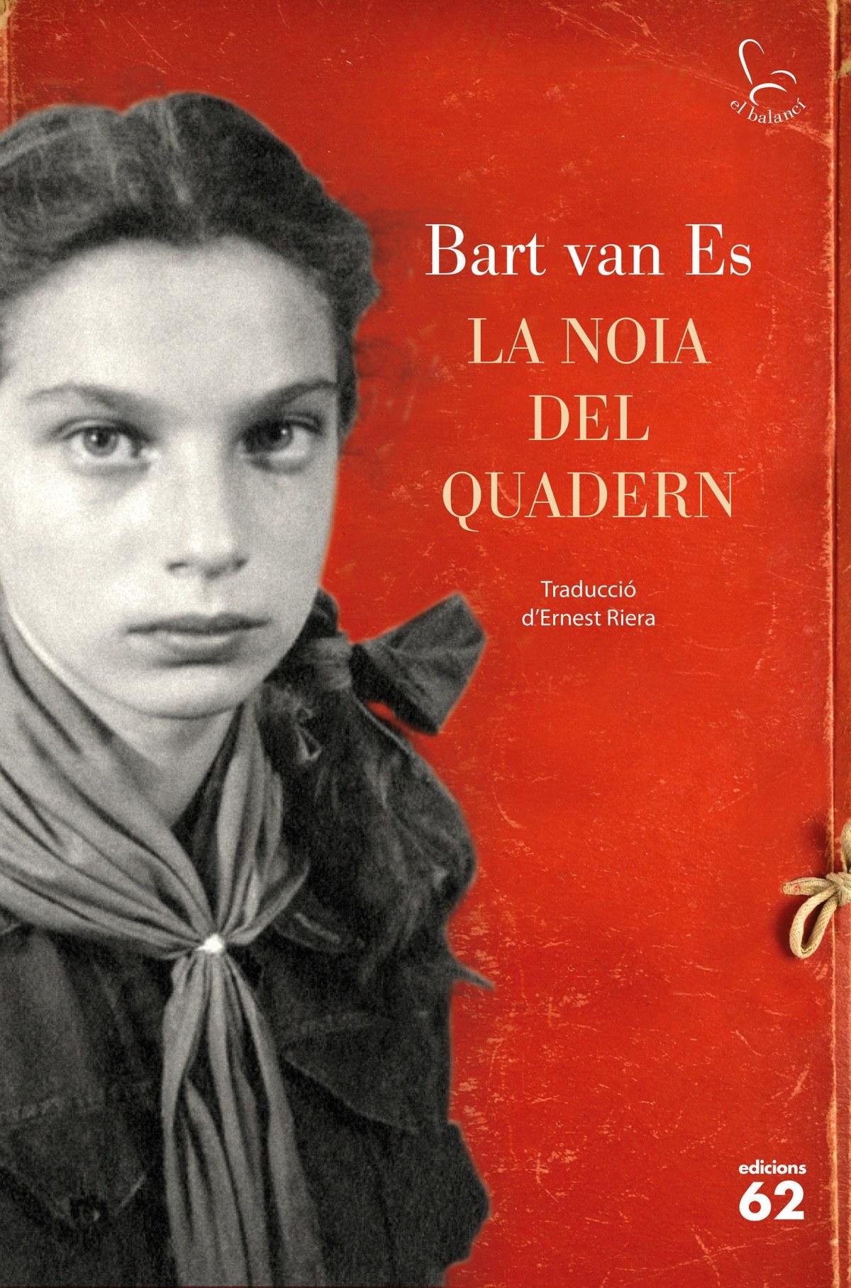 La noia del quadern