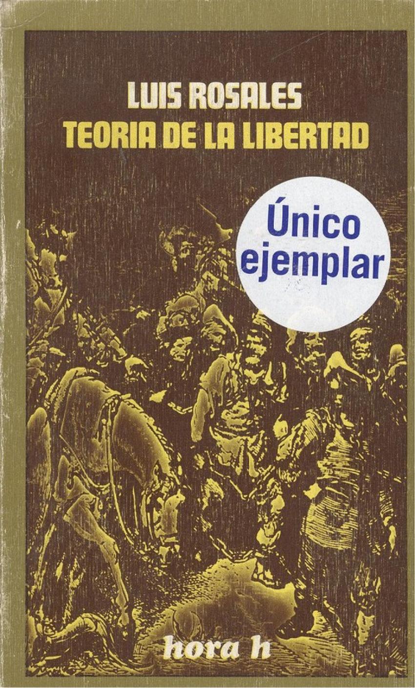 TEORÍA DE LA LIBERTAD