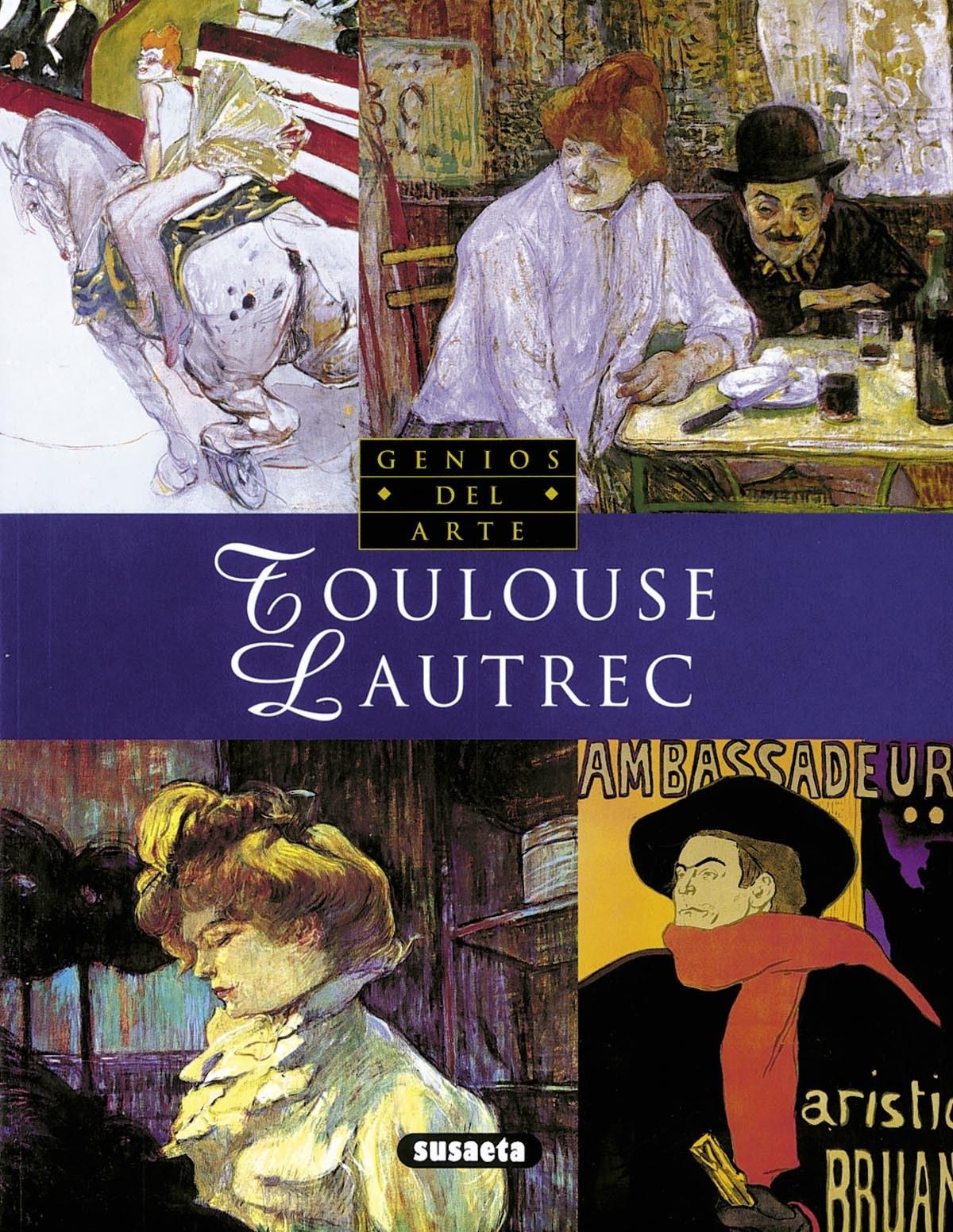 Toulouse Lautrec 9788430536504