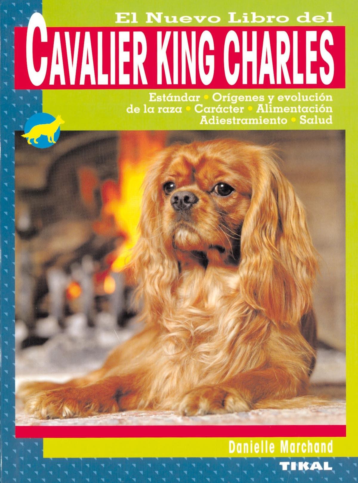 El nuevo libro del Cavalier King Charles