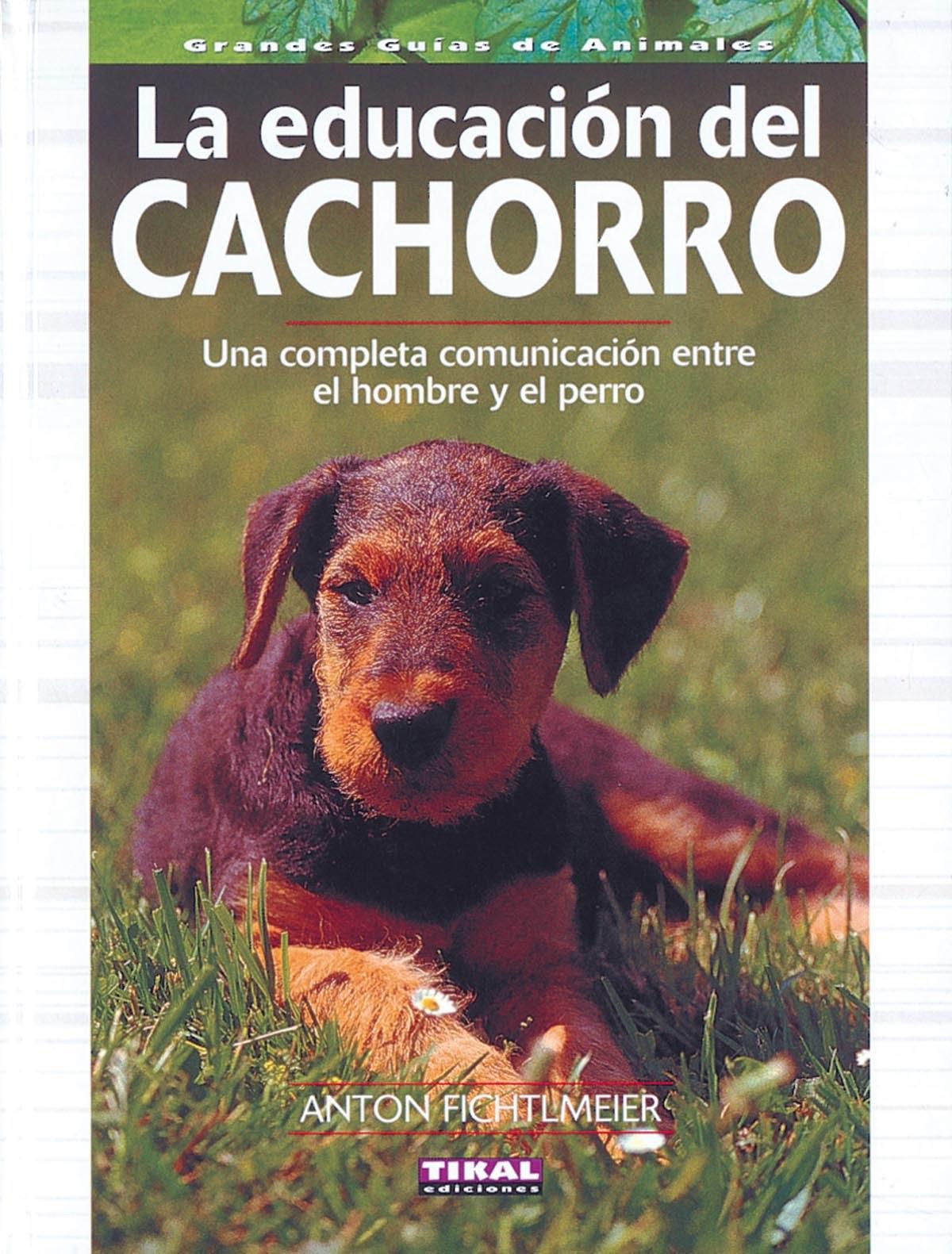 La educación del cachorro 9788430565399
